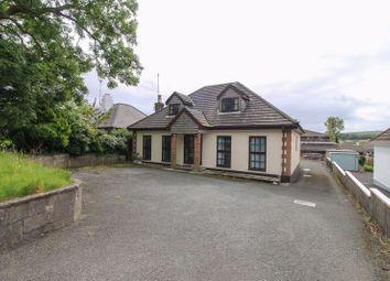 Thumbnail 3 bed detached bungalow for sale in Main Road, Glen Vine