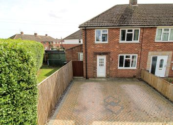Thumbnail 3 bed end terrace house for sale in Springfield Road, Scartho
