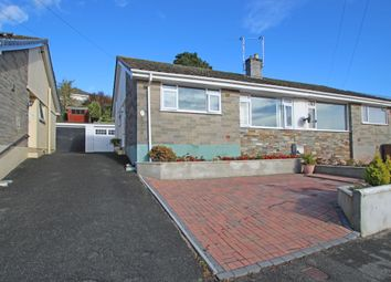 Thumbnail 2 bed semi-detached bungalow for sale in Green Park Road, Plymstock, Plymouth, Devon