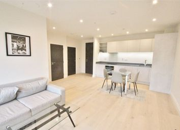 Thumbnail 1 bed flat to rent in Burghley House, 18 Royal Engineers Way, London