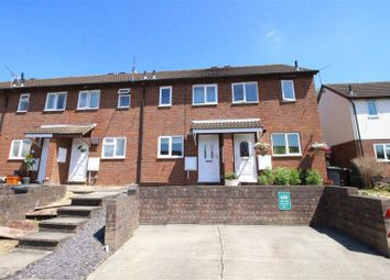 Thumbnail 2 bed terraced house for sale in Bayleaf Avenue, Haydon Wick, Swindon
