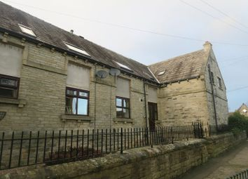 Thumbnail 2 bed town house for sale in School Street, Roberttown, Liversedge