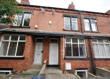 Thumbnail 5 bed terraced house to rent in Hartley Grove, Woodhouse, Leeds