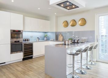 Thumbnail 3 bed flat for sale in Waterford Point, Nine Elms Points
