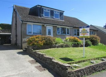Thumbnail 3 bed bungalow to rent in Newlands Road, Lancaster