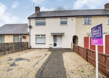 3 bed terraced house for sale in Middlefell Way, Clifton NG11