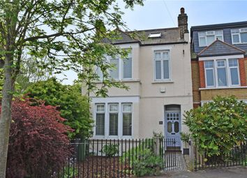 Thumbnail 4 bed semi-detached house for sale in Manor Lane, Hither Green, London