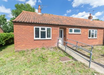 Thumbnail 2 bed semi-detached bungalow for sale in Church Lane, Hindolveston, Dereham