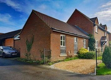 Thumbnail 4 bed link-detached house for sale in Shepherds Drove, West Ashton, Trowbridge
