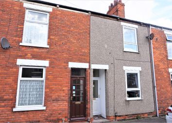 Thumbnail 3 bed terraced house for sale in Saunders Street, Grimsby