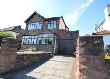 Thumbnail 3 bed detached house for sale in Cleveley Road, Allerton, Liverpool