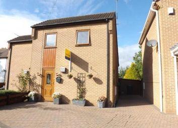 Thumbnail 2 bed semi-detached house for sale in Barton Road, Long Eaton, Nottingham
