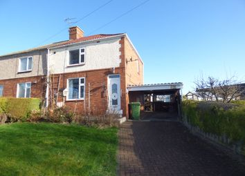 Thumbnail 2 bed semi-detached house for sale in Moorside Crescent, Fishburn, Stockton-On-Tees