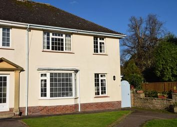 Thumbnail 3 bed end terrace house for sale in The Grove, Sidmouth
