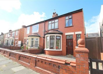 Thumbnail 3 bed property for sale in Bamton Avenue, Blackpool