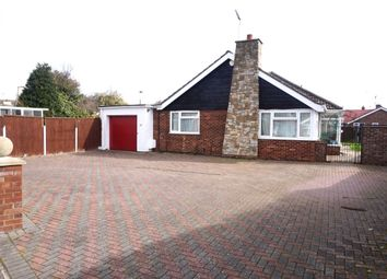 Thumbnail 3 bed bungalow for sale in Yallop Avenue, Gorleston, Great Yarmouth