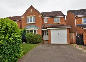 Thumbnail 4 bed detached house for sale in The Carrs, Welton, Lincoln