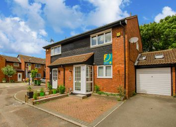 Thumbnail 3 bed semi-detached house for sale in Heathfield Close, Beckton