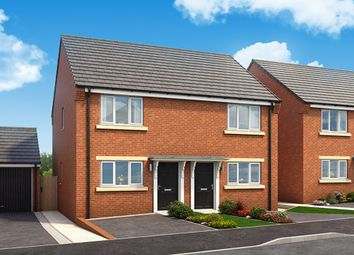 "Thumbnail 2 bed property for sale in ""The Lawton"" at Mcmullen Road, Darlington"