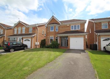 Thumbnail 4 bed detached house for sale in Limelands Road, Sheffield