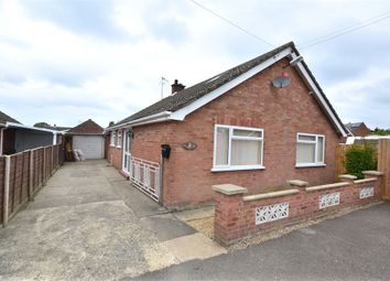 Thumbnail 2 bedroom detached bungalow for sale in Rookery Close, Clenchwarton, King's Lynn