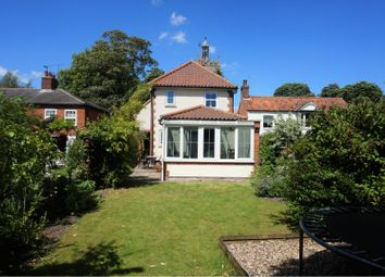 Thumbnail 3 bed detached house for sale in School Road, Necton, Swaffham