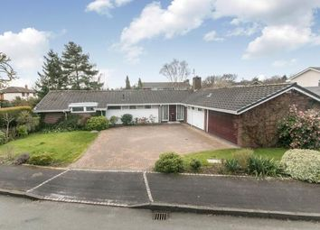 Thumbnail 4 bed bungalow for sale in Audley Crescent, Chester, Cheshire