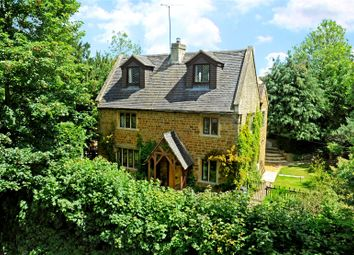 Thumbnail 4 bed detached house for sale in Main Road, Broughton, Banbury, Oxfordshire