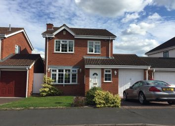 Thumbnail 4 bed property to rent in Stoney Close, Upton Coppice, Soilhull