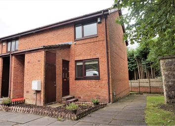 Thumbnail 1 bed flat for sale in Gallacher Avenue, Paisley