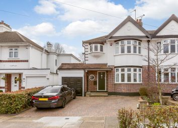 Roslyn Gardens, Gidea Park, Romford RM2. 3 bed semi-detached house
