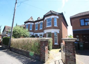 Thumbnail 6 bed semi-detached house for sale in Alma Road, Southampton