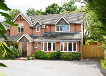 Thumbnail 4 bed detached house for sale in Floreat Gardens, Newbury