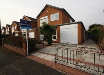 Thumbnail 3 bed detached house to rent in Whalley Close, Timperley, Altrincham