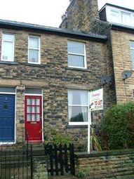 Thumbnail 2 bed terraced house to rent in Oakwood Terrace, Pudsey