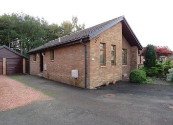 Thumbnail 3 bed detached bungalow for sale in 13 Lady Moss, Tweedbank, Galashiels
