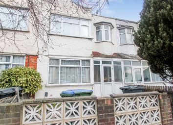 Thumbnail 3 bed terraced house for sale in Montague Road, Leytonstone