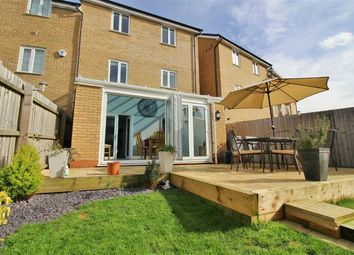Thumbnail 5 bedroom town house for sale in Wenford, Broughton, Milton Keynes