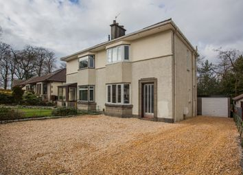 Thumbnail 3 bedroom semi-detached house for sale in 18 Castle Avenue, Elderslie