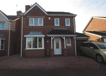 Thumbnail 3 bed detached house for sale in Bridge Close, Victoria Dock, Hull