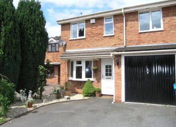 Thumbnail 4 bedroom detached house for sale in Larkspur Drive, Featherstone, Wolverhampton