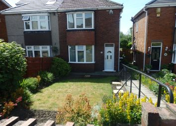 Thumbnail 2 bedroom semi-detached house to rent in Dean Road, Ferryhill