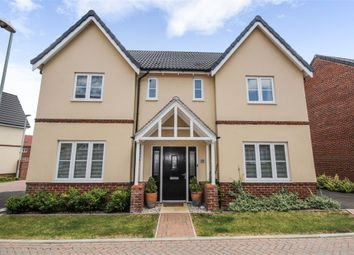 Thumbnail 4 bed detached house for sale in Maple Lane, Wickford, Essex