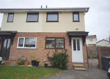 2 bed semi-detached house for sale in Cornbrook Grove, Waterlooville, Hampshire PO7