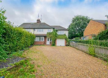 4 bed semi-detached house for sale in Hertingfordbury Road, Hertford SG14