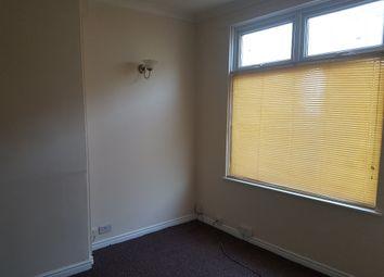 Thumbnail 2 bedroom terraced house to rent in Harrow Street, Hartlepool