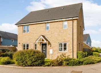 Thumbnail 3 bed detached house for sale in Alder Court, Blakelands, Milton Keynes
