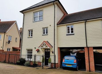 Thumbnail Semi-detached house for sale in River Bank Walk, Colchester
