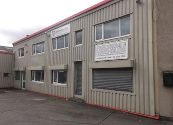 Thumbnail Industrial to let in Ground And Part First Floor, Park Hill Street, Bolton