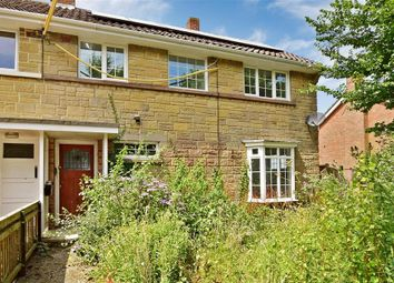 Thumbnail 3 bed semi-detached house for sale in Station Road, Ningwood, Newport, Isle Of Wight